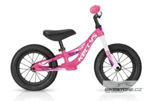 KELLYS Kite 12 Pink odrážedlo
