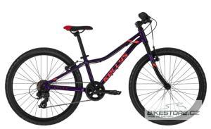 KELLYS Kiter 30 Purple 24'' dětské kolo 2020