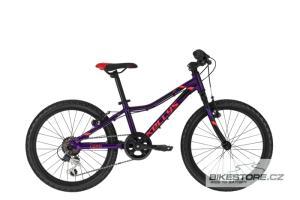 KELLYS Lumi 30 Purple 20'' dětské kolo 2021