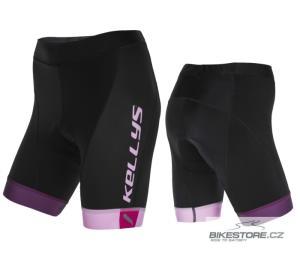 KELLYS Maddie Pink dámské cyklistické kalhoty - krátké