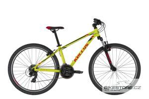 KELLYS Naga 70 Neon Lime dětské kolo 2021
