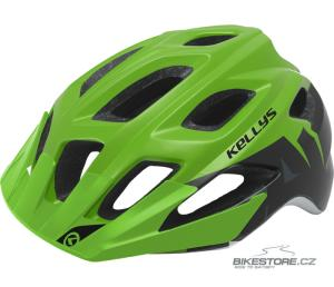 KELLYS Rave Green helma