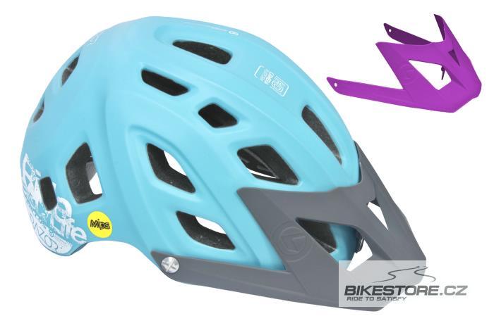 KELLYS Razor MIPS Light Blue helma L/XL