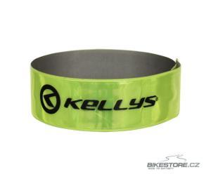 KELLYS Shadow 3M reflexní páska - samonavíjecí /2ks/
