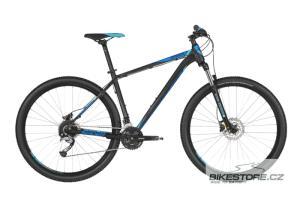 KELLYS Spider 50 Black Blue 29'' horské kolo 2019