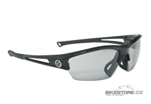 KELLYS Wraith Shiny Black Photochromic brýle