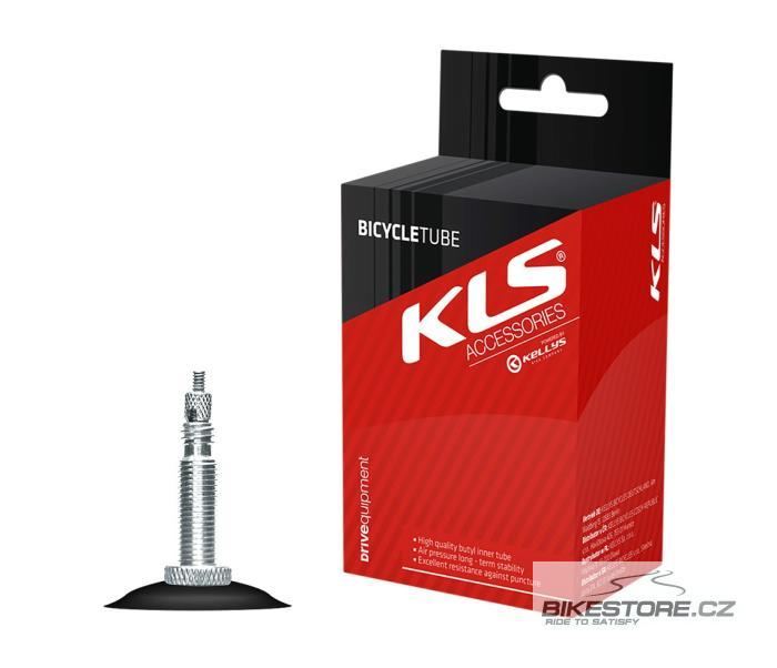 KLS Duše (26'') 26 x 1,75-2,125'' (47/57-559), galuskový ventil 40 mm
