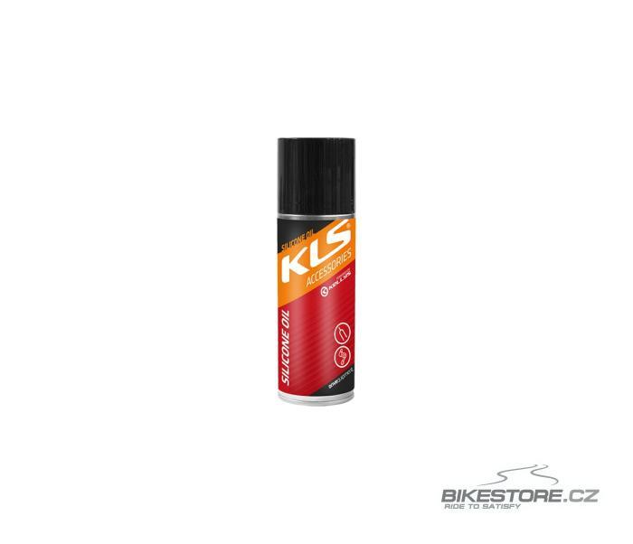 KLS Silicone Oil silikonový olej na vidlice a tlumiče Objem 200 ml, sprej