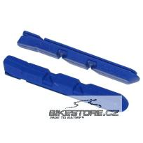KOOL STOP Blue náhradní brzdové gumy (1 pár)