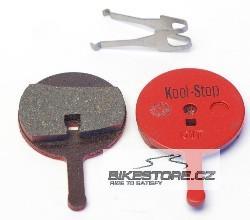 KOOL STOP KS-D280 brzdové destičky (1 pár)