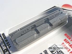 KOOL STOP Silver náhradní brzdové gumy (1 pár)