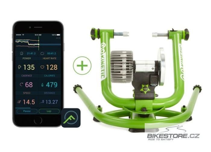 KURT KINETIC Rock and Roll T-2800 Smart cyklotrenažér