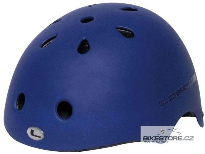 LONGUS BMX helma Velikost S/M, modrá barva