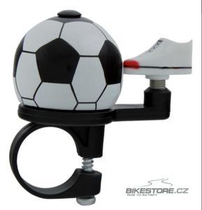 MAX1 Fotbalový míč dětský zvonek