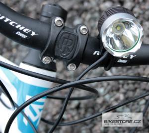 MAX1 Power LED přední světlo