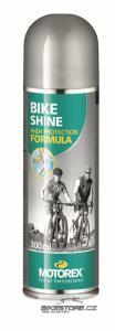MOTOREX Bike Shine ochranný prostředek