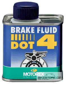 MOTOREX Brake Fluid DOT 4 brzdová kapalina