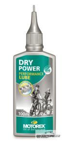 MOTOREX Dry Power mazací prostředek (kapátko)