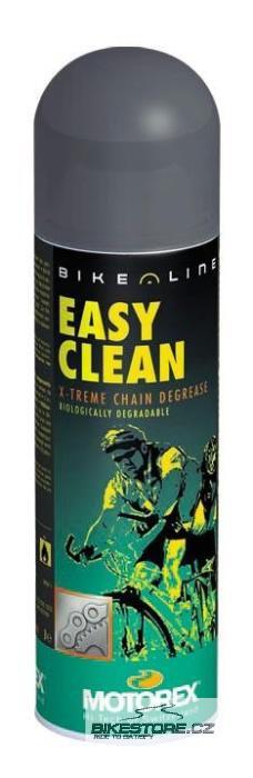MOTOREX Easy Clean čistící prostředek Objem 500 ml, sprej