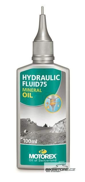 MOTOREX Hydraulic Fluid 75 minerální olej Objem 100 ml