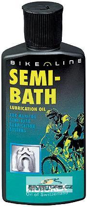 MOTOREX Semi-Bath tlumící olej Objem 100 ml