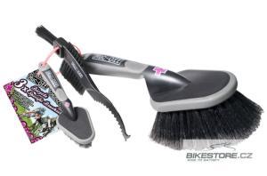 Muc-Off 3 Brush Set čistící kartáč