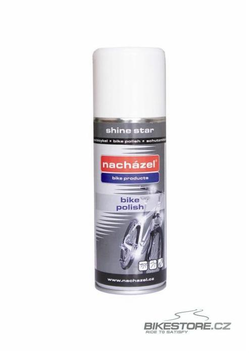BIKEWORKX Shine Star čistící prostředek Objem 200 ml, sprej