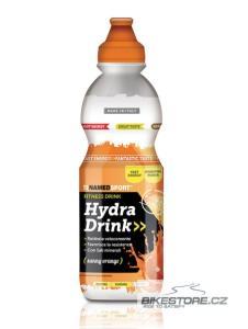 NAMEDSPORT SUPERFOOD Hydra Drink 500 ml izotonický nápoj pomeranč