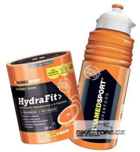 NAMEDSPORT SUPERFOOD Hydra Fit + láhev hypotonický nápoj