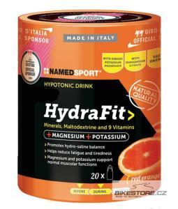 NAMEDSPORT SUPERFOOD Hydra Fit hypotonický nápoj pomeranč