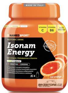 NAMEDSPORT SUPERFOOD Isonam Energy izotonický nápoj červený pomeranč