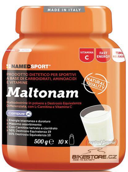 NAMEDSPORT SUPERFOOD Maltonam 500 g izotonický nápoj