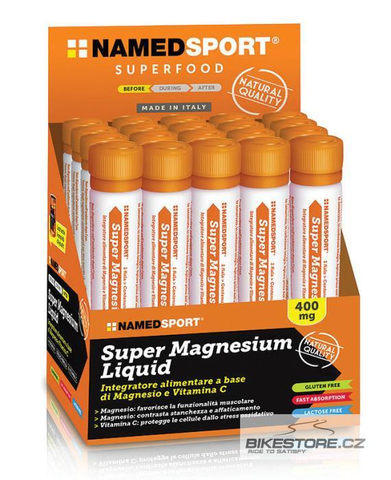 NAMEDSPORT SUPERFOOD Super Magnesium Liquid ampule (25 ml)
