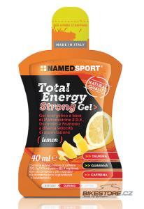 NAMEDSPORT SUPERFOOD Total Energy Strong Gel energetický gel citrón
