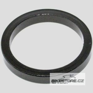 NONAME Black alu distanční kroužek pod představec (podložka)