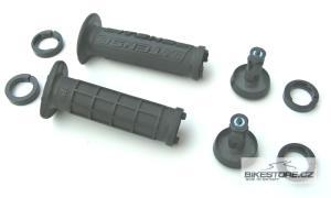 ODI Intense Lock-on Bonus Pack gripy (pár) Černá barva