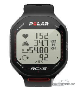 POLAR RCX5 Bike sporttester