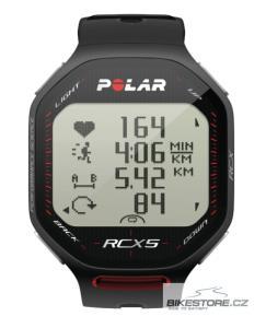 POLAR RCX5 Run sporttester