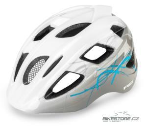 R2 Bondy White dětská helma (ATH07K/S)
