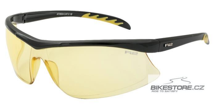 R2 Grip AT060A brýle Černá barva