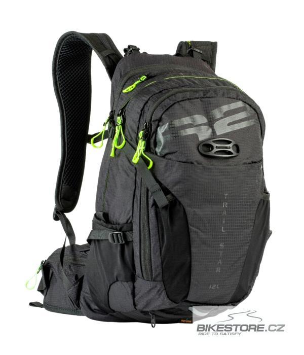 R2 Trail Star batoh černá barva