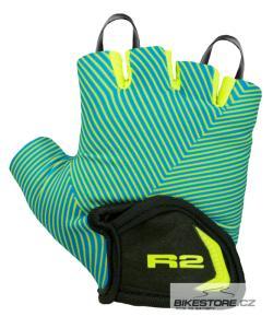 R2 Voska rukavice - dětské cyklistické rukavice (ATRO8P/4Y) 3-4 roky