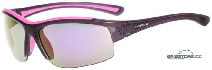 RELAX Davar R5292A brýle Černá/růžová barva