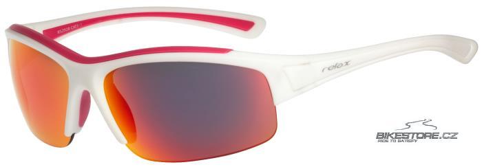 RELAX Davar R5292B brýle Bílá/růžová barva