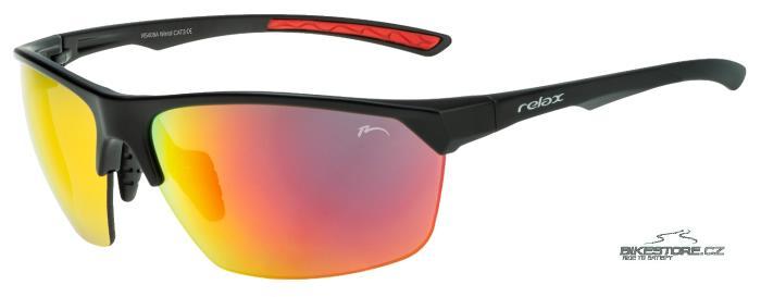 RELAX Wirral R5408A brýle Černá barva