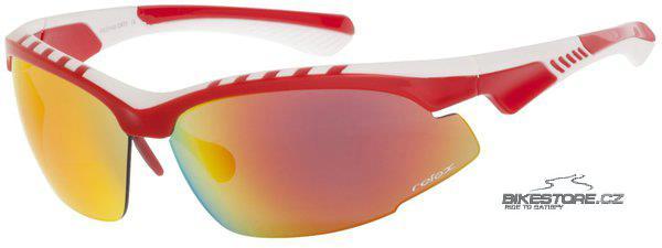 RELAX Zante R5374B brýle Červená/bílá barva