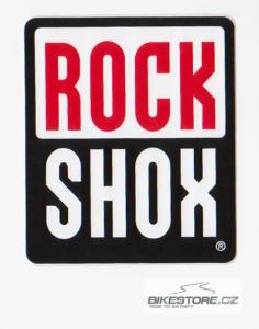 ROCK SHOX Rock Shox samolepka - malá
