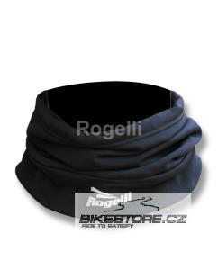 ROGELLI Lasa šátek (roura) Černá barva