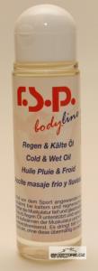 R.S.P. Muscle Pro masážní olej