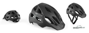 RUDY PROJECT Protera Black/Anthracite helma